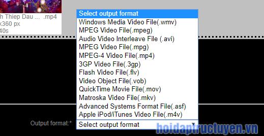 ghép video không cần phần mềm