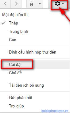 Cách tạo chữ ký gmail đơn giản