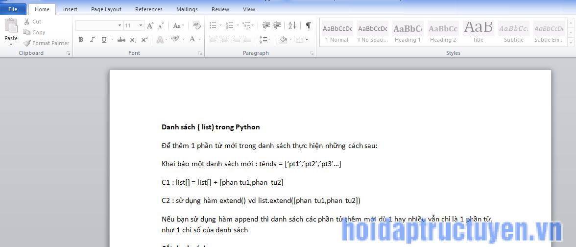 Cách mở khoá file word không cho chỉnh sửa