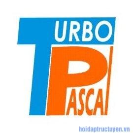 Phần mềm Turbo Pascal