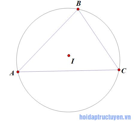 đường tròn ngoại tiếp