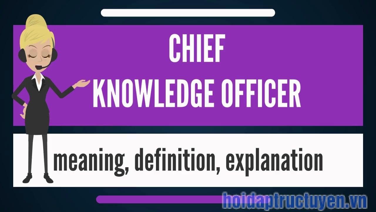 CKO là gì
