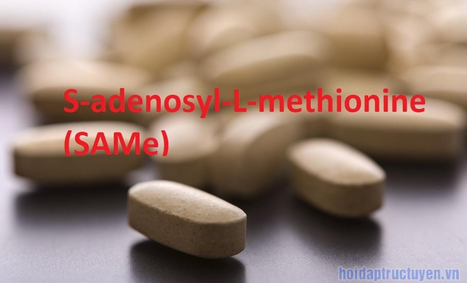 S-adenosyl-L-methionine (SAMe)