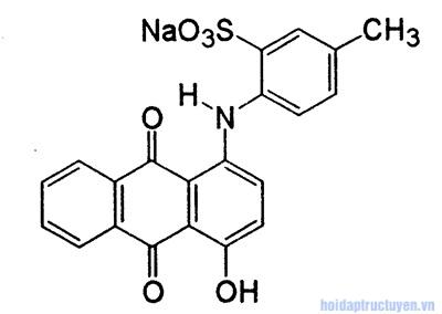 Acid Violet 43 trong mỹ phẩm